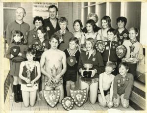1970 1st gala winners
